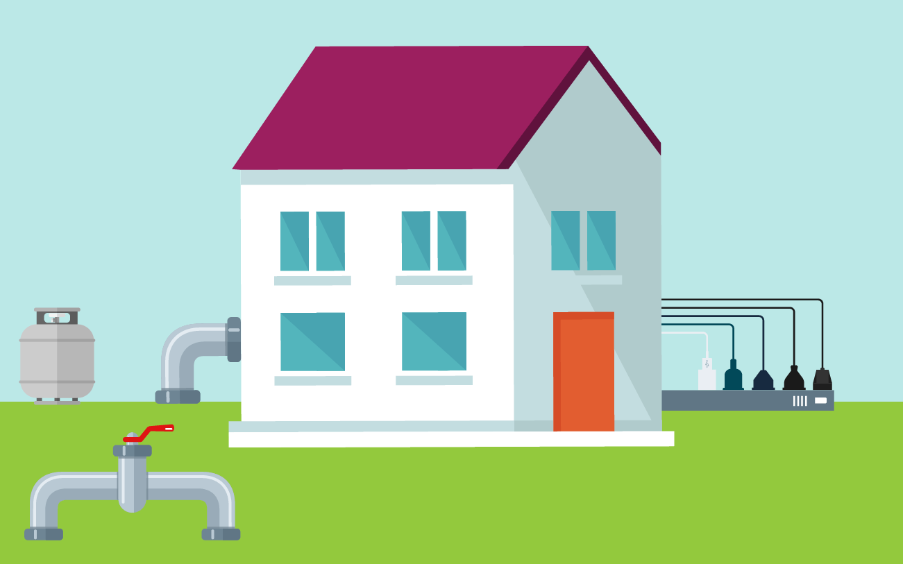 חיבור דירות מחיר למשתכן לתשתיות – מים, חשמל וגז